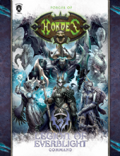 Forces of HORDES: Legion of Everblight Command MKIII (soft cover)